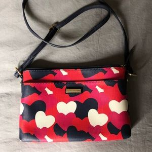 TOMMY HILFIGER LOVE COLLECTION CROSSBODY BAG